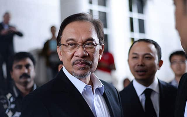 Anwar masih menunggu tarikh untuk menghadap YDP Agong