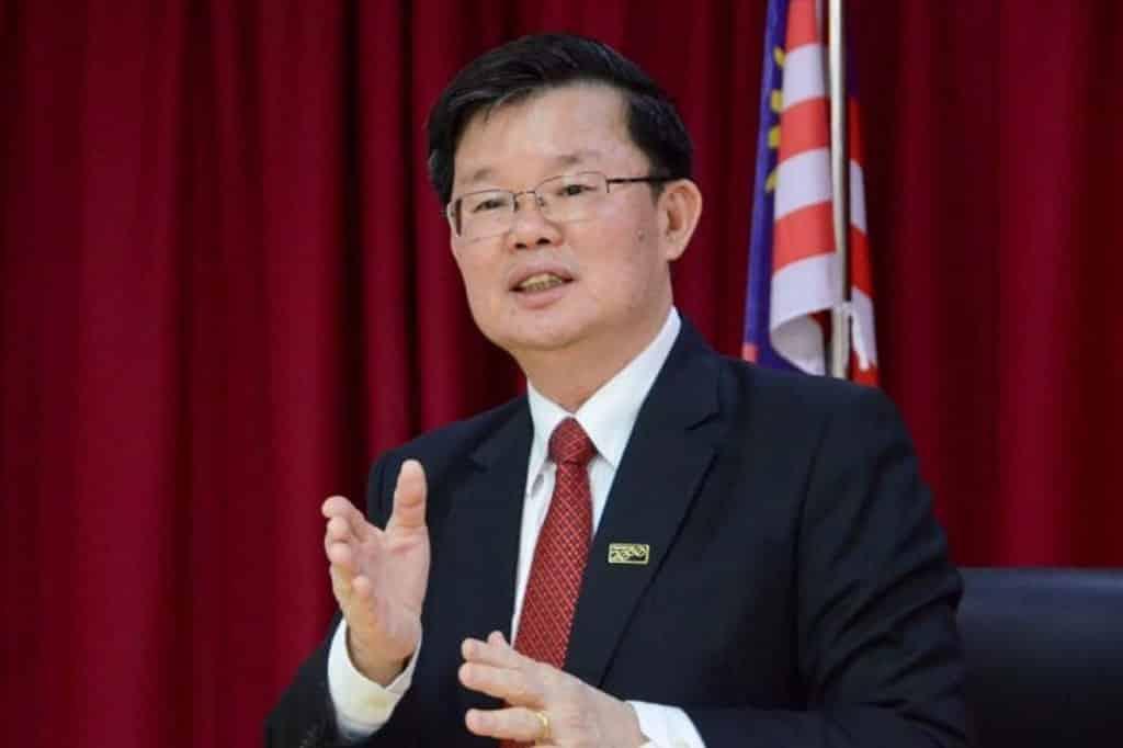 Bonus buat penjawat awam Pulau Pinang dibayar Disember
