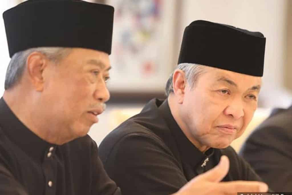 13 Oktober : Bersatu atau Umno akan mati dulu?