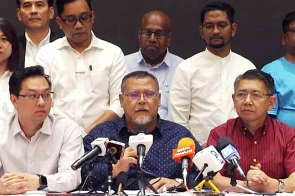 Panas !! PH Johor buka pintu kepada Adun PN