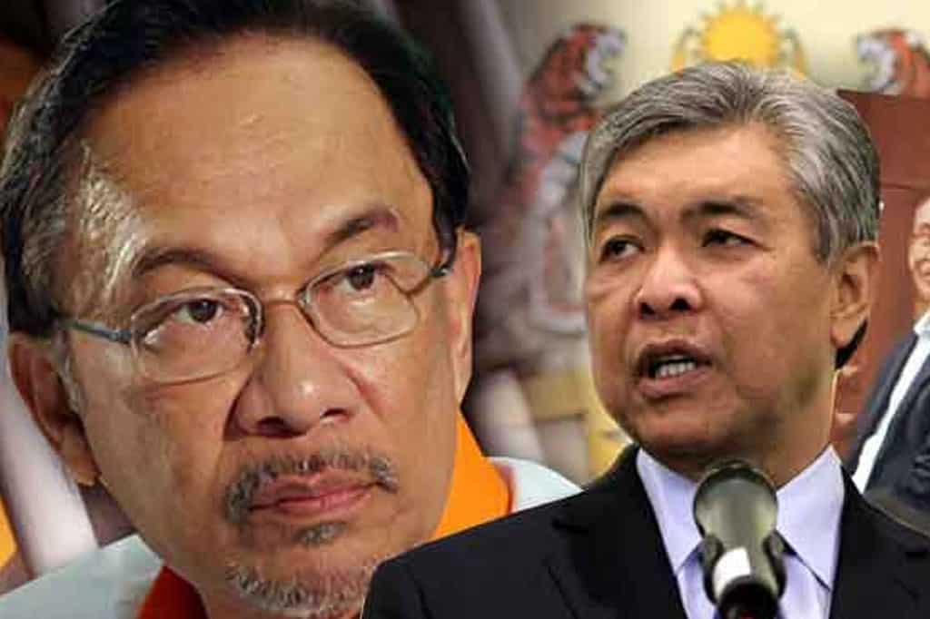 Panas !!! Sejarah 1998 sokongan Zahid terhadap Anwar kembali berulang