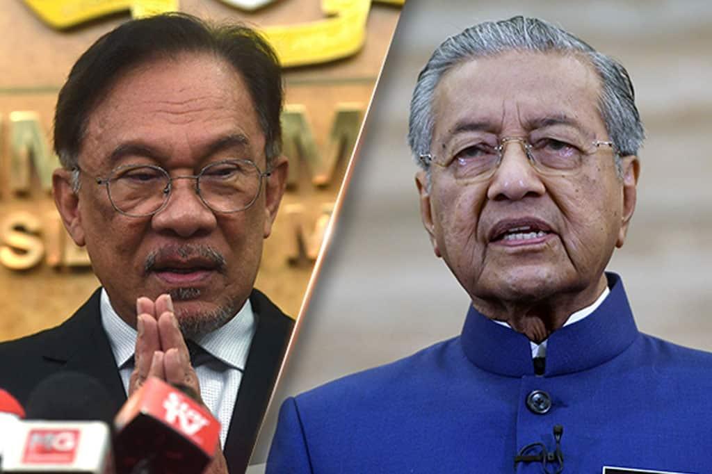 Mahathir : 'Dulu dan kini' saya tak percaya Anwar ada majoriti