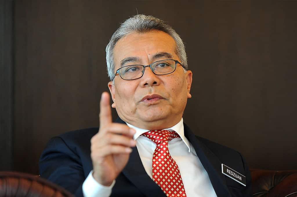 Redzuan tak terkejut pun dengan tindakan Umno mahu tinggalkan PN