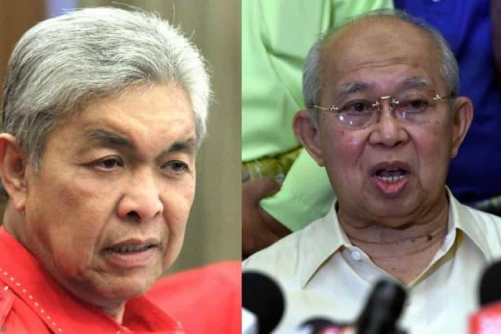 Zahid tak tahu butiran pertemuan Ku Li dengan YDP Agong