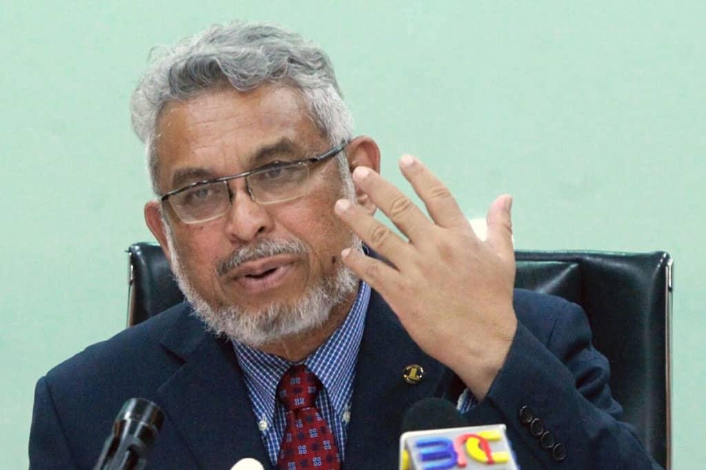 Khalid anggap SOP Kuarantin MKN setelah pulang dari Sabah mengelirukan