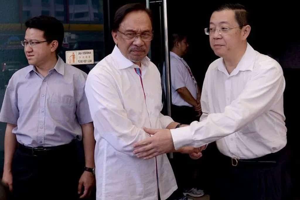 Gempar !!! Dap akan sokong Anwar tapi tidak sertai kabinet?