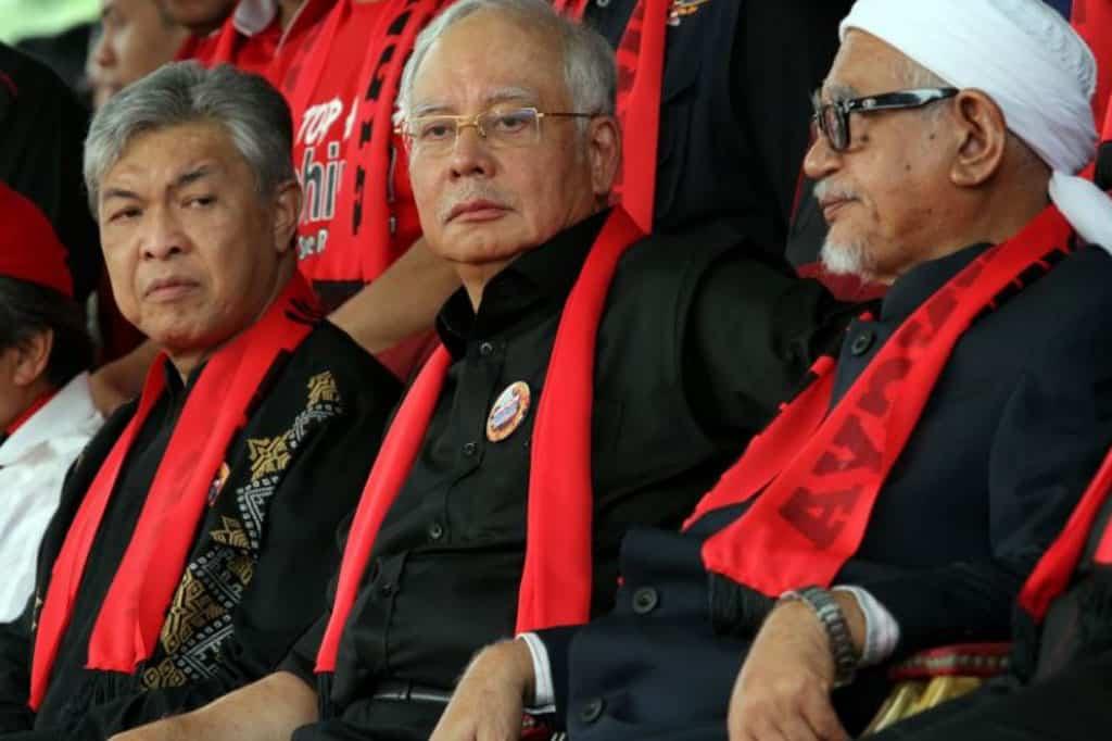 Status Bersatu ditentukan Umno dan Pas malam ini