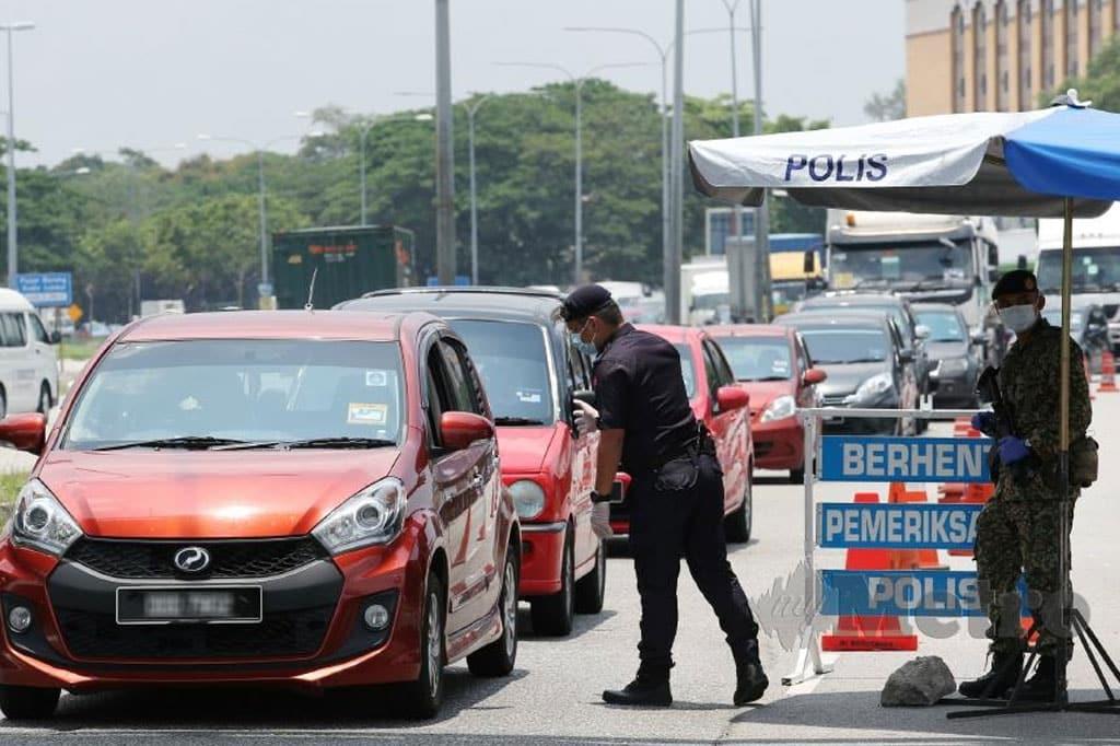 Panas !!! Selangor minta PKPD di PJ Utara sahaja tapi MKN laksana PKPB seluruh negeri