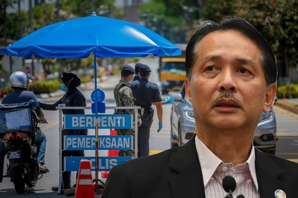 Jika kes terus naik PKPB di Selangor mungkin disambung – Dr Noor Hisham
