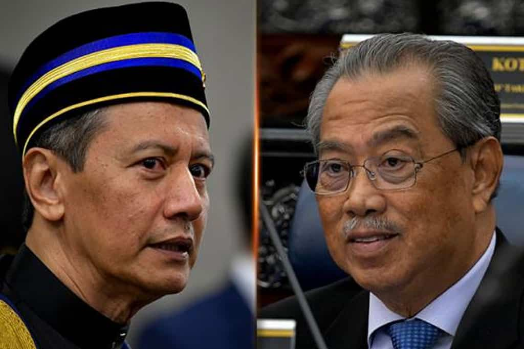 Panas !!! Ahli Parlimen Umno kemuka usul undi percaya untuk uji majoriti Muhyiddin?
