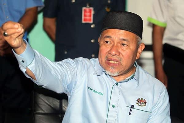Pas setuju dilantik dalam DUN Sabah – Tuan Ibrahim