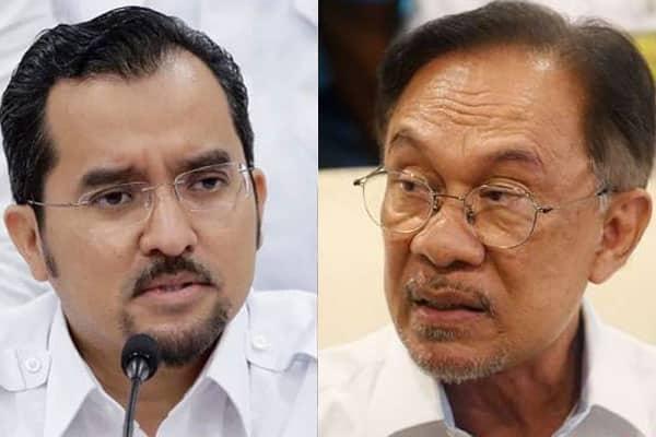 Asyraf gesa pelantikan Anwar sebagai PM ditangguh sementara