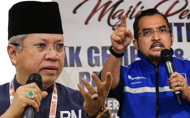 Perang mulut antara pemimpin Umno dengan Annuar Musa berlanjutan