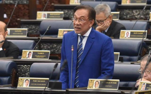 Sesi belanjawan : Kemenangan moral pertama buat Anwar