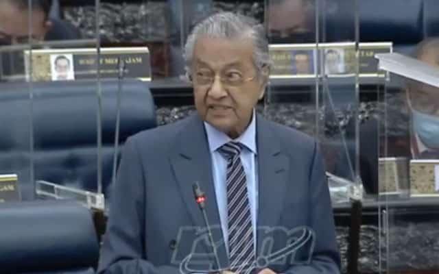 [VIDEO] Jangan diulang budaya 'cash is king' seperti yang diamalkan kerajaan Najib – Tun M