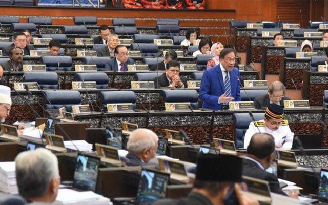 Ahli parlimen k'jaan dan pembangkang sepakat lanjut moratorium hingga Jun 2021