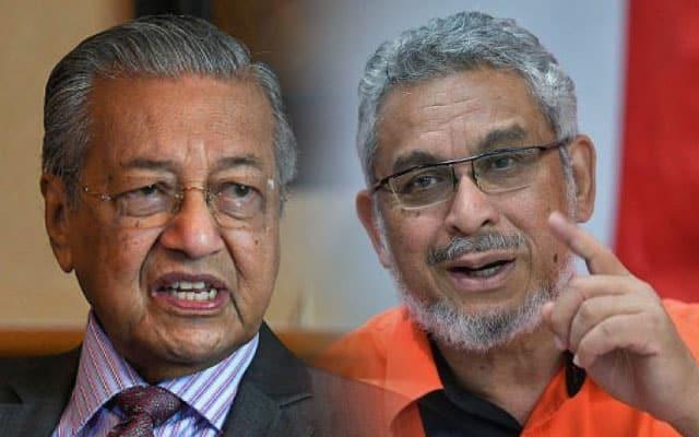 Panas !!! Khalid tegur Tun M, serangan terhadap Anwar tidak membantu