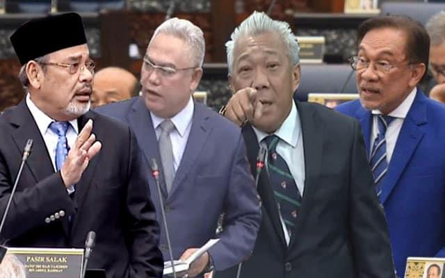 Gempar !!! Isu desakan Anwar dan sokongan 4 ahli parlimen Umno beri gambaran Muhyiddin sudah hilang majoriti