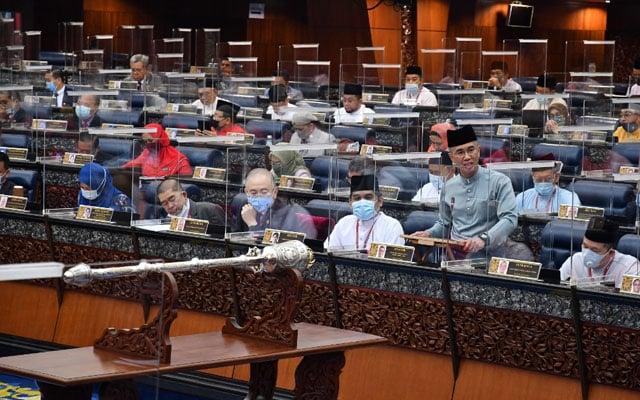 Belanjawan 2021 : Institusi parlimen seperti dipinggirkan