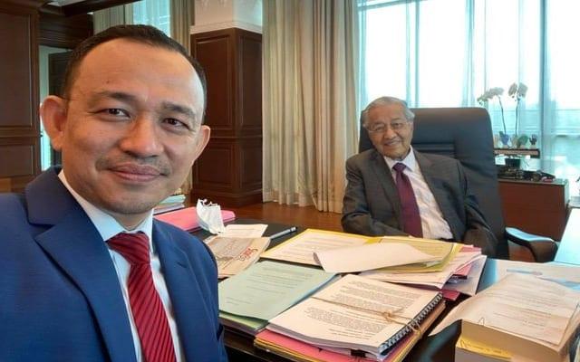 Gempar !!! Maszlee dedah Tun M minta 'pulangkan' jawatan Menteri Pendidikan