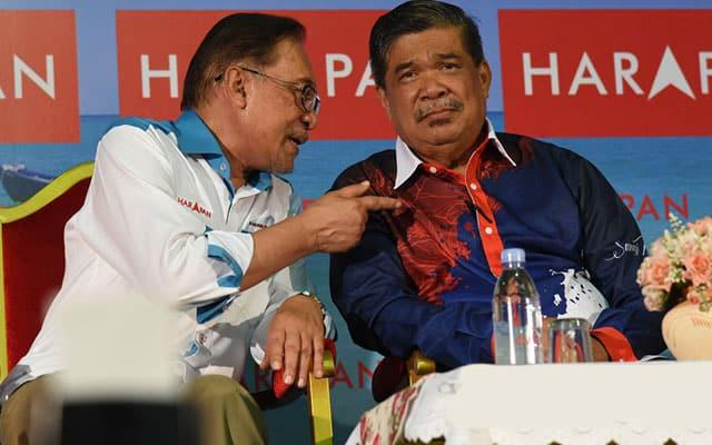 20 tahun berjuang bersama Anwar, sukar untuk dipisahkan – Mat Sabu