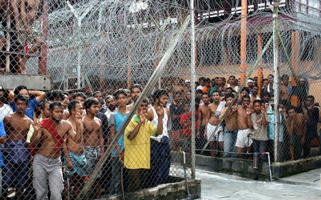 KDN dedah sebanyak RM7.8 bilion habis dibelanja untuk selenggara banduan warga asing