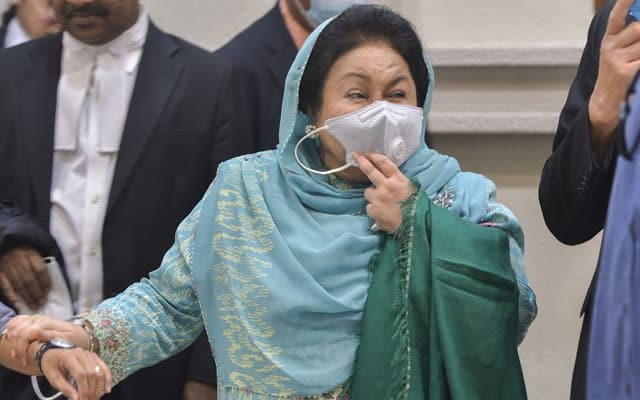 """Kes Rosmah : Perkataan """"rundingan"""" cara halus untuk kaburi bayaran rasuah"""