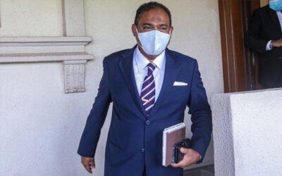 Tuduhan rasuah terhadap Azeez Rahim cacat, tak berasas - Peguam