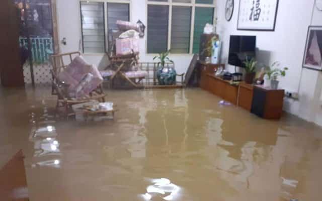 Gelombang ketiga banjir di Terengganu, mangsa paling ramai di Marang