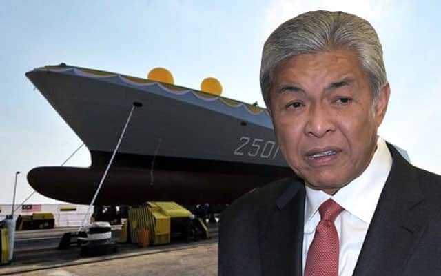 Kegagalan bekal 6 kapal tempur , PAC akan panggil Zahid Hamidi