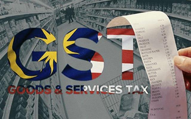 GST sesuai diperkenal 2022