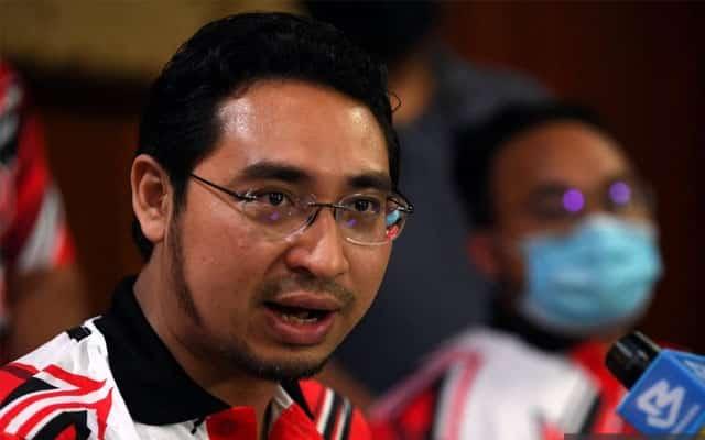 Kalau bergesel takkan mampu tubuh kerajaan, Wan Fayshal jawab Naib Presiden Umno
