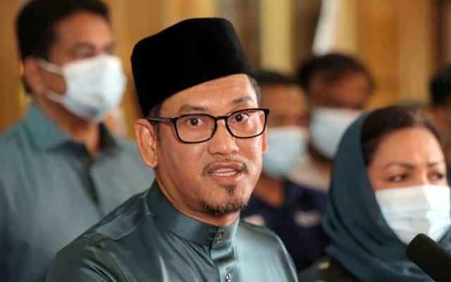 Bersatu tidak terima titah istana untuk mengadap, dakwa Faizal