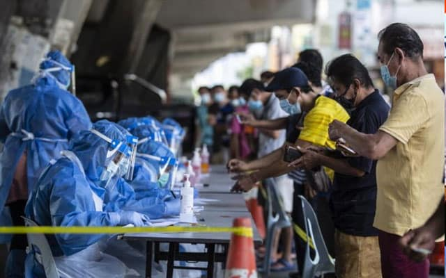 Pertama kali Johor pintas Selangor kes baharu tertinggi positif Covid-19