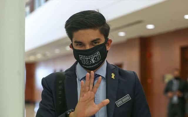 Syed Saddiq tekad bawa 'politik baharu', ketepi hinaan dan cercaan