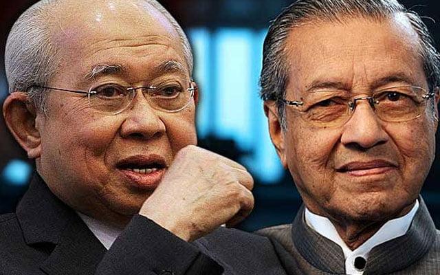 Gempar!! Sidang media kerjasama politik Tun M – Ku Li petang ini