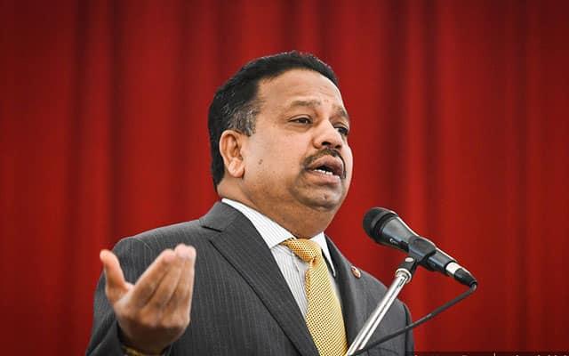 Gempar !!! Presiden MIC dedah syarikat dilantik k'jaan Kedah untuk carigali ada kaitan dengan China