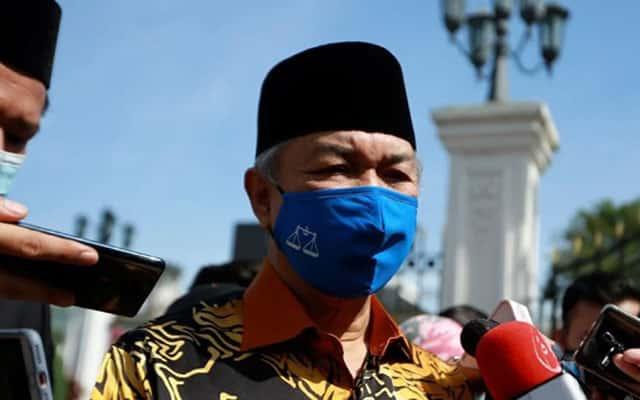 Zahid sudah serah nama calon MB, tunggu pemakluman rasmi dari Istana