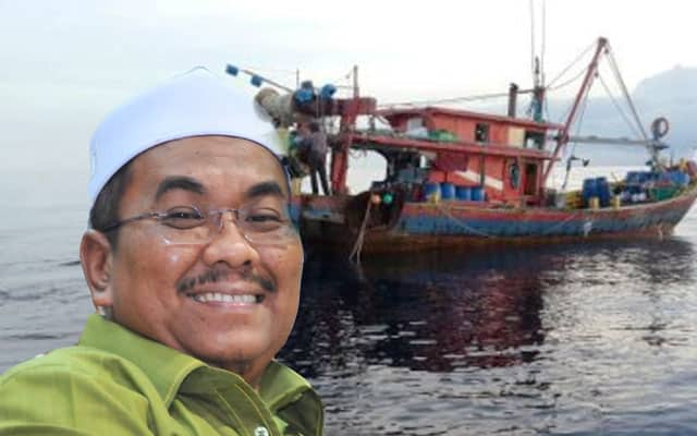 Gempar !!! Tebus guna pulau, nelayan Langkawi persoal MB Kedah