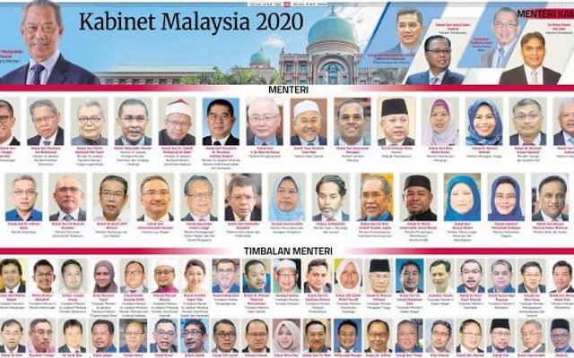 Kisah 'mangkok' dalam kabinet berharga RM 42 juta setahun