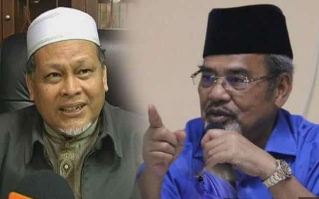 Apa hukum berjanji Pas setia dengan Umno, tapi bersama PN ? soal Tajuddin
