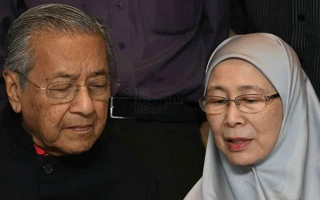 PM Interim : Sepatutnya Wan Azizah, tapi Mahathir tak setuju – Tommy Thomas