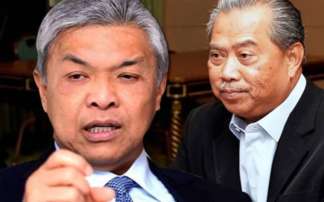 Tiada untungnya Umno berada dalam kerajaan PN