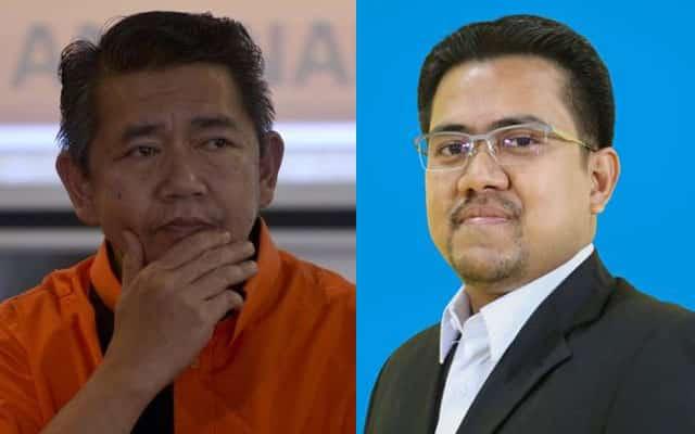 Lompat parti : AMK saran Salahuddin muhasabah diri