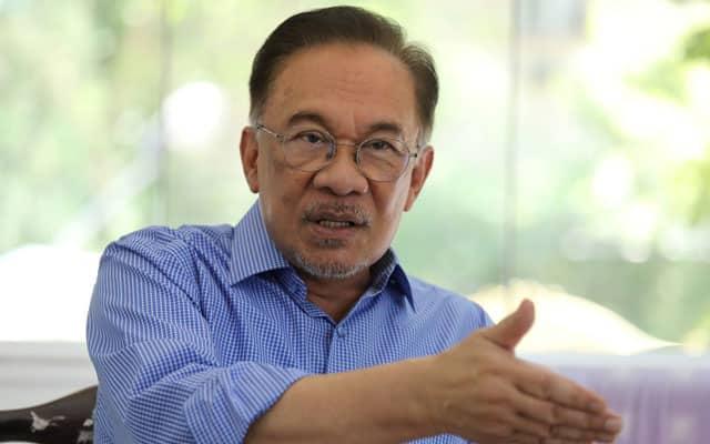 Dalam tempoh 24 jam Anwar berjaya kumpul RM500 ribu bantu Palestin