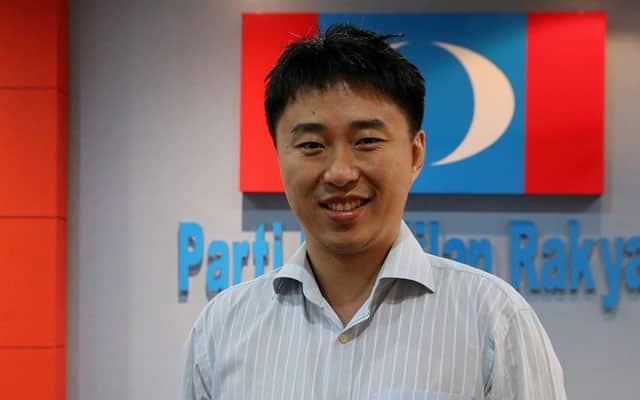 Panas !!! Pengerusi PKR Sarawak letak jawatan dan tinggalkan parti