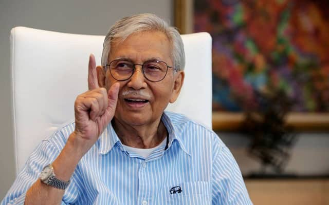 Pemimpin Umno gagal belajar dari sejarah, sarat dengan 'warlord' -Daim