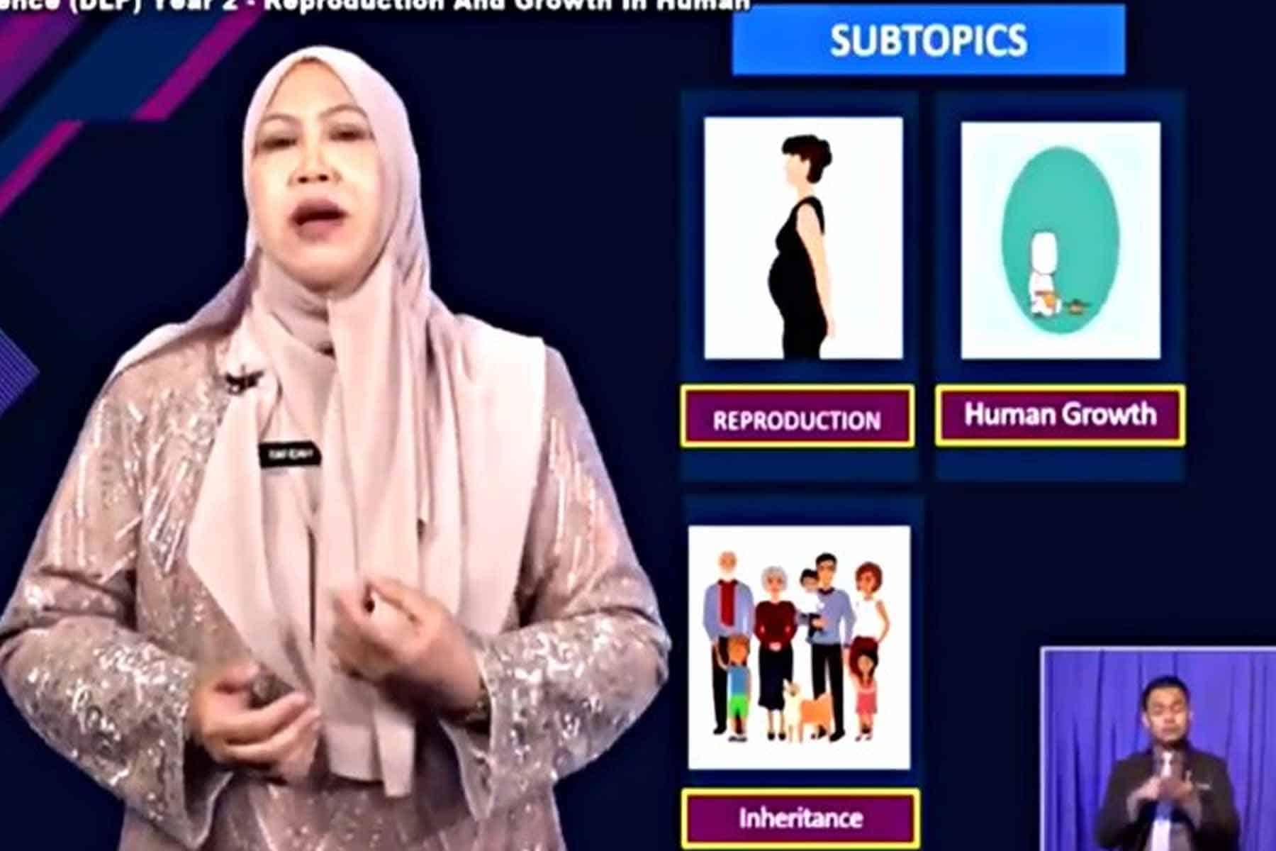 Kecam guru sains DidikTV boleh dianggap perbuatan buli siber, kata menteri
