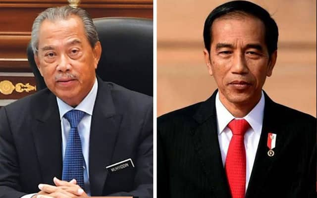 Muhyiddin buat lawatan rasmi selama 2 hari ke Indonesia bermula hari ini