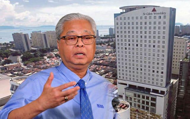 Kerajaan tidak pernah arah hotel ditutup di kawasan PKP, PKPB atau PKPP – Menteri